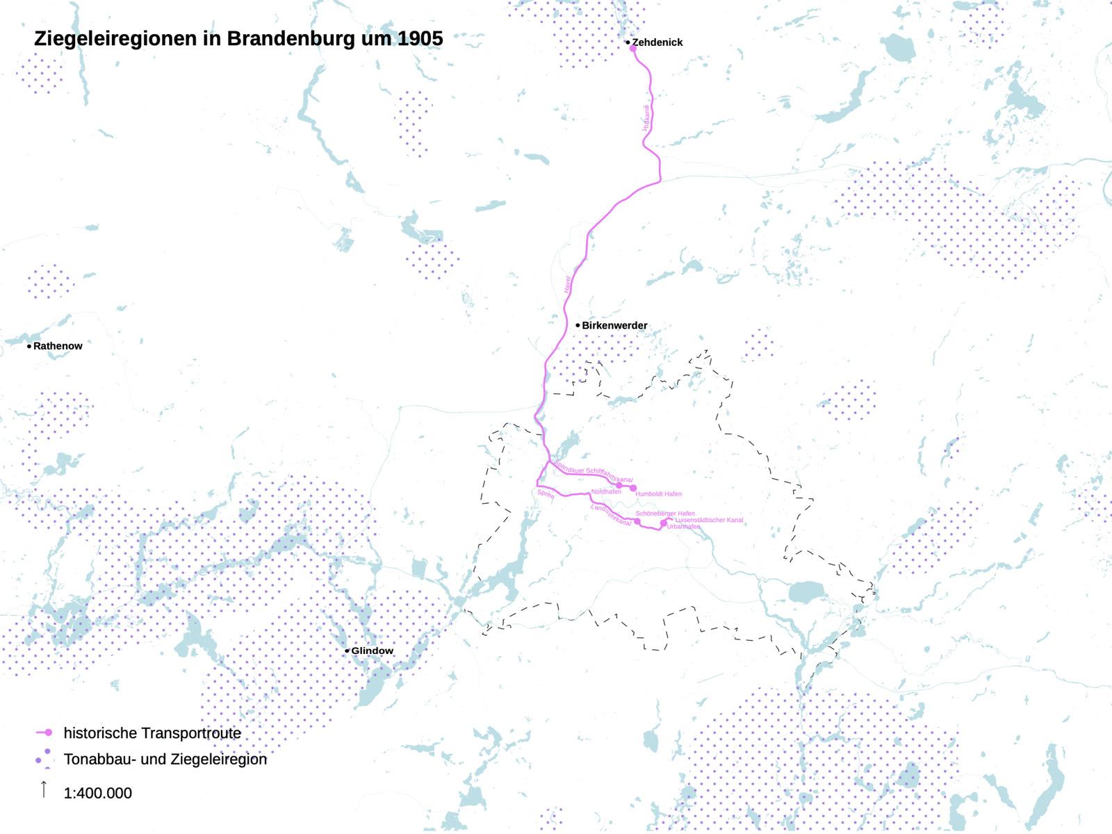 Brandenburg Builds Berlin