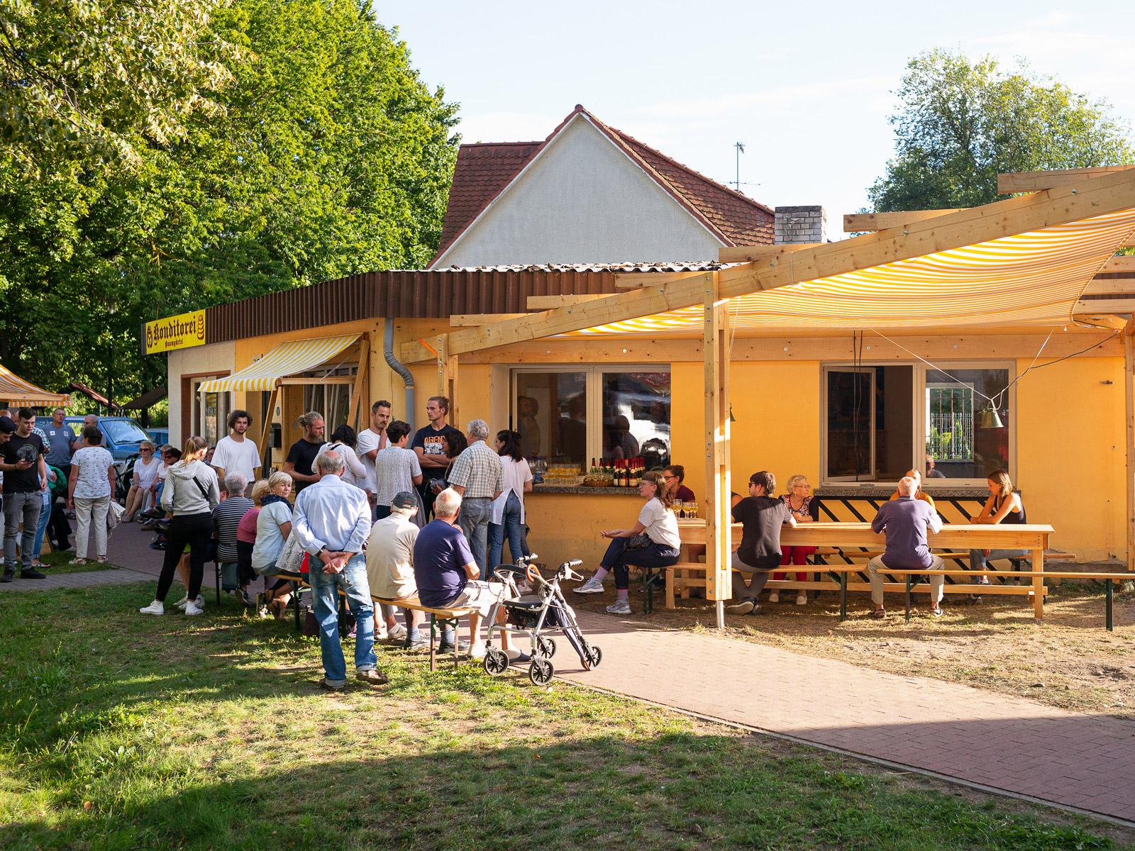 Dorfladen+ Building Circular Rural Communities