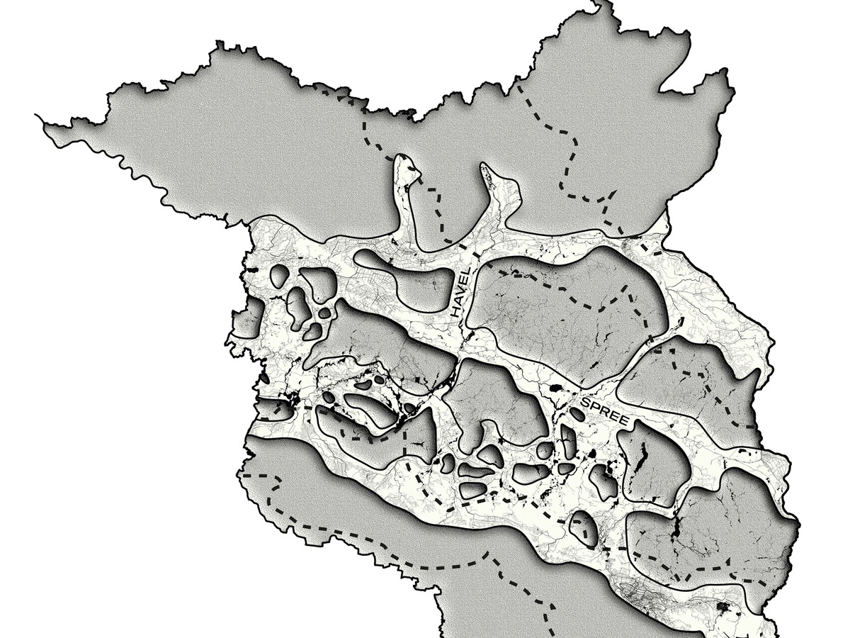 Glacial Infrastructures
